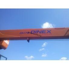 Кран-манипулятор Dinex DH 35