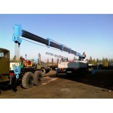 Кран-манипулятор Dongyang ss 2725 lb