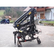 Кран-манипулятор Hiab xs 022